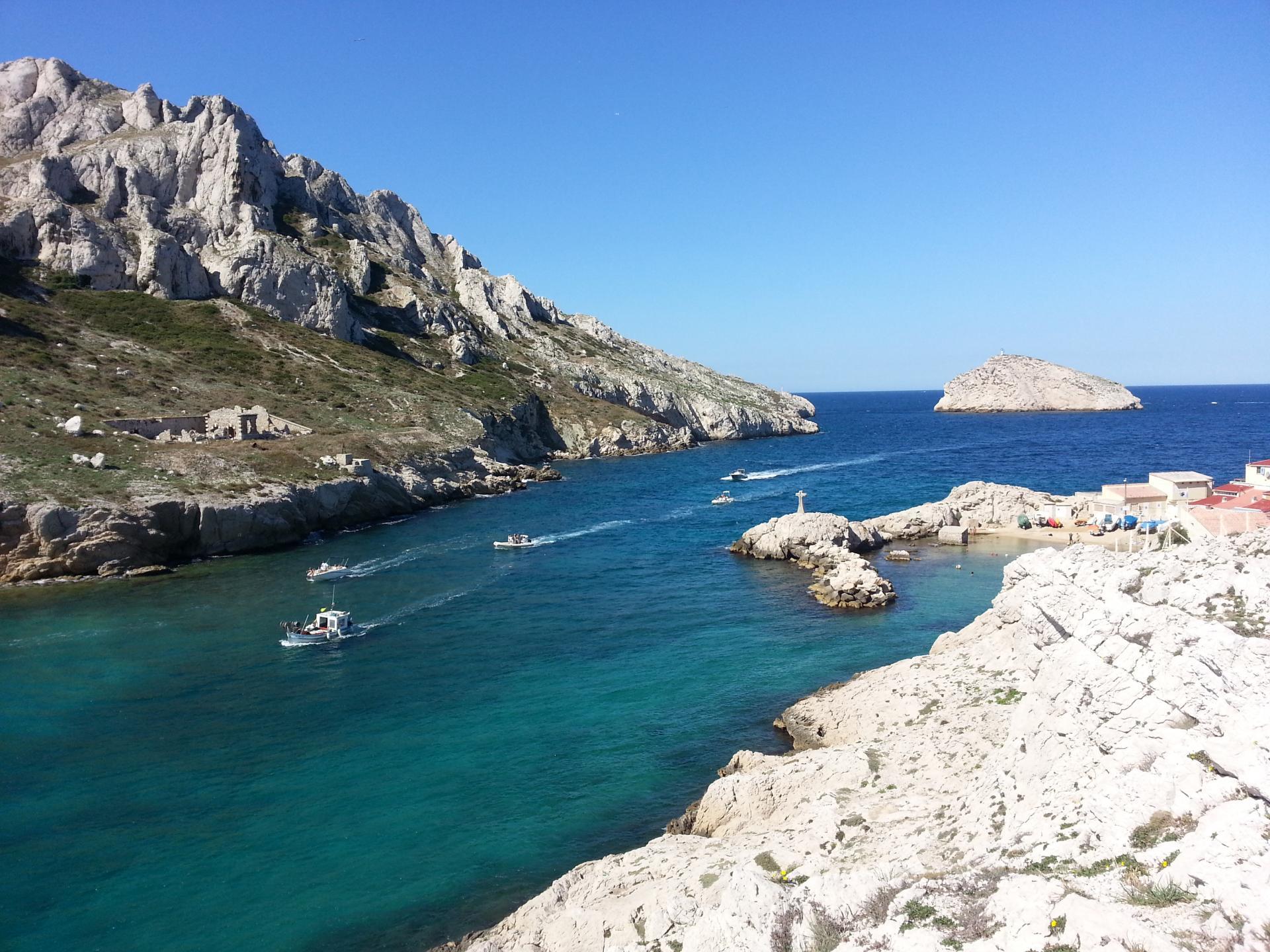 Marseille Cap Croisette