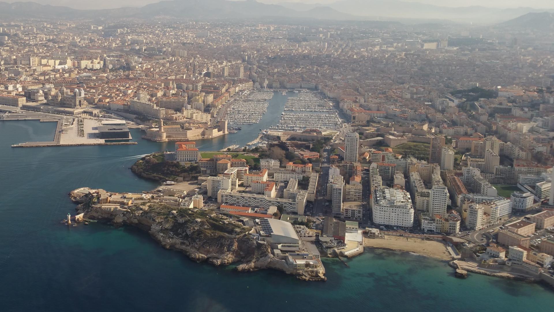 Le vieux port de marseille 3